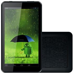 Tablet Atb-440 Preto Tela 7 Wifi Android 4.4 1.3mp 8gb Amvox