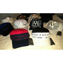Gorras Armani Exchange
