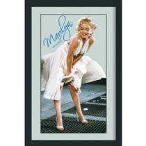 Vestido Marilyn Monroe Seda Fria Talles Xs A Lxxxxxxxl