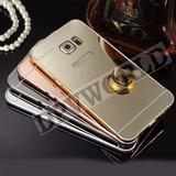 Bumper Aluminio S8 S7 Edge S7 S8 Plus S6 Samsung Galaxy