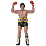 Neca 40th Anniversary Series 1 Rocky 17 Cm