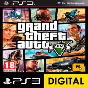 Grand Theft Auto V Ps3 Digital