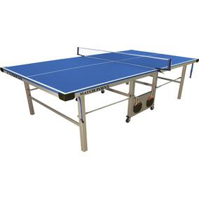 Mesa De Ping Pong Profesional Y Funda Protectora