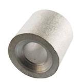 Casquillo Tope De Aluminio 1/8 Con 100 Pzas