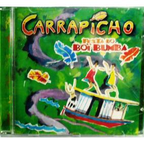 Cd Carrapicho Festa Do Boi Bumba Forro Mpb Axe Pop Sertanejo