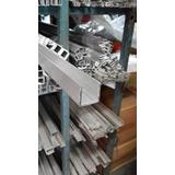 Perfil U De 20mm Aluminio ( Melamina 18 )