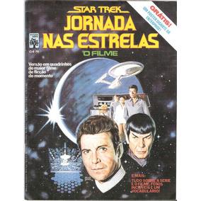 Jornada Nas Estrelas - O Filme - Ano 1980 - Editora Abril