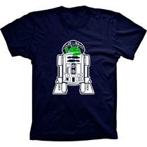 Camiseta Android Robo R2 D2 Camisa Estampas Criativas Bonita
