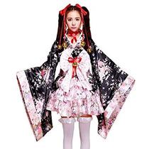 Disfraz Vsvo Animado Lolita Cosplay Disfraces De Halloween