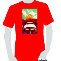 Camisetas Camiseta Estampa Surf Big Wave Pintura Lost Cyclon