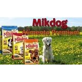 Racion Mikdog Premiun+ Snack+ Envio