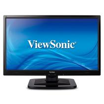 Monitor Viewsonic De 22 Puladas Ips 1080p Wide Screen Nuevo