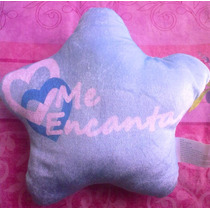 Cojin De Estrella Azul