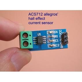 3 Pzs Acs712 Sensor De Corriente 5 Y 30 Amperes.