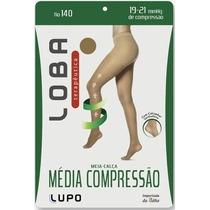Meia Calça Lupo Média Compressão Terapêutica