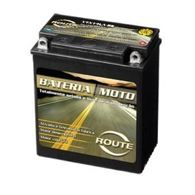 Bateria Moto Route Ytx14la-bs ( Selada ) - Bmw F G 650 Gs