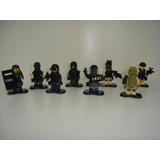 Swat Policial Militar Forças Especiais Lego Armas Acessórios