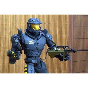 Figura Custom Halo & Fox Sport 1/6 Alto 12 Pulgadas Ve Anunc