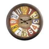Reloj Metal Grande