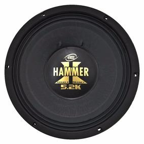 Novo Woofer 12 Eros Hammer 5.2k 2600w Rms Paredão