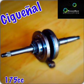 Cigueñal Biela 175cc Motoneta Italika Gts 175 Ws175cc
