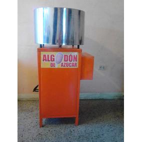Maquina De Algodon De Azucar De Alto Rendimiento