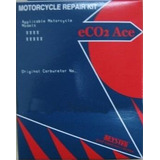 Kit Reparacion Cb 250 Honda Motos Nighthawk Carburador Cb250