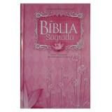 Bíblia Sagrada Na Linguagem De Hoje Ntlh 3 Rosa + 2 Preta