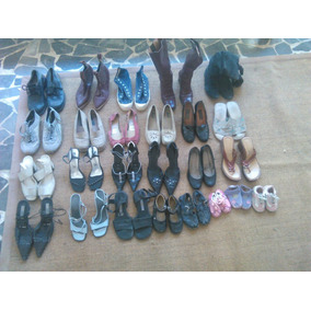 Zapatos Segunda Mano Para Mujer