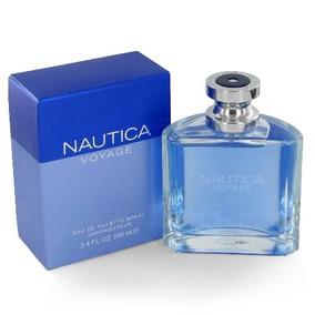 Perfume Nautica Voyage 100ml Para Hombre ( Mil Esencias)