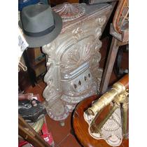 Antigua Salamandra Sin Uso Año 40 Fundición 60x80x45 (2233)
