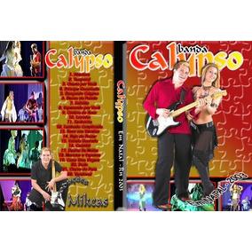 Dvd Banda Calypso Em Natal 2003