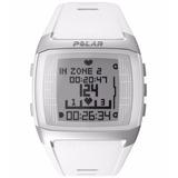 Reloj Fitness Con Frecuencia Cardíaca Polar Ft60 Blanco