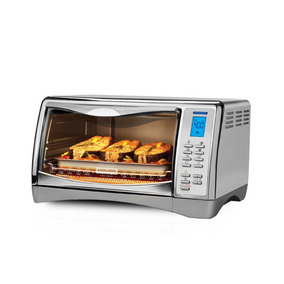 Horno Electrico Convector 25l 1500w Black And Decker Cto4551
