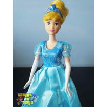 Boneca Princesa Cinderela Estrela Disney Tenho Barbie Polly