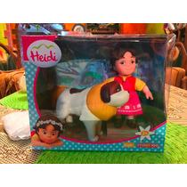 Muñeco Heidi Y Niebla Set