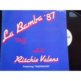 Ritchie Valens - La Bamba´87 -acetato Importado - Germany