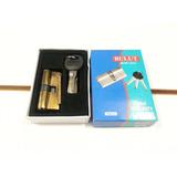 Cilindro De Seguridad Tipo Multilock, Para Embutir De 60mm
