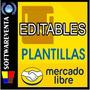 Plantillas Ml + Mercado Secreto Ganar Dinero En Mercadolibre
