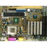 Placa Pentium 3 Pura Soyo Sy-7vba133 Socket 370