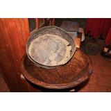 Tesa, Antiguo Utensilio De Cocina Mapuche