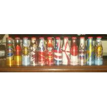 Minigarrafinhas Da Coca Da Copa 2014