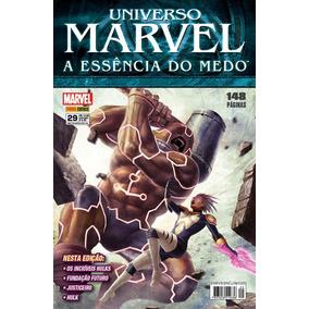 Universo Marvel 29, 30, 31, 32, 33, 34