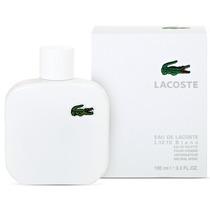 Perfume Lacoste L.12.12 Blanc 100ml Para Hombre