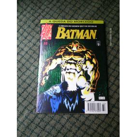 Superpowers 32 A Queda Do Morcego A Origem De Bane -abril *