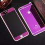 Vidrio Templado De Colores Iphone 4 / 4s / 5 / 5s / 6 / 6+