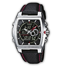 Casio Edifice Quartz Efa-120l-1a1 Original Em Sp Efa-122d