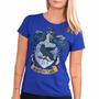 Camiseta Feminina Harry Potter Ravenclaw - Bandup!