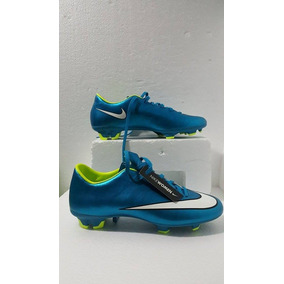 Tachones Mercurial Zapatos Soccer Mujer # 23.5