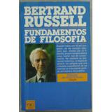 Fundamentos De Filosofia/ Bertrand Russell / Plaza Y Janes